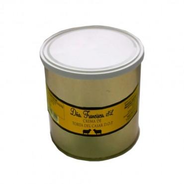 Crema de Torta del Casar D.O.P. 800 gr.